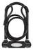 Masterlock 8274 Cykellås 13 mm x 210 mm x 110 mm svart